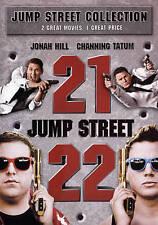 21 Jump Street - 22 Jump Street (DVD, double feature) - D0430