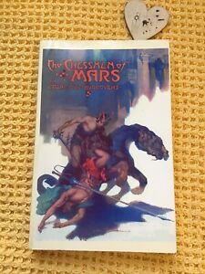 The Chessmen of Mars by Edgar Rice Burroughs 1st St.John Art , RARE