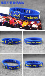 NBA-Basketball-Star-Bracelet-Sports-Silicone-Rubber-Wristband-Strap-curry-James