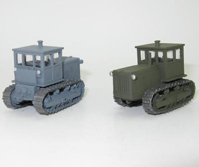ChTZ Raupenschlepper T-100 TschTS sowjetischer Kettentraktor DDR UdSSR 1:87 HO