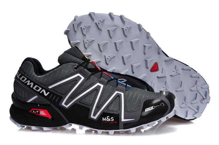 Men's  Running  Speedcross 3 Athletic Running Sports Outdoor Hiking  Trainers