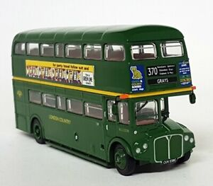 EFE-1-76-Scale-32002-RCL-Routemaster-Coach-London-Country-Diecast-Model-Bus