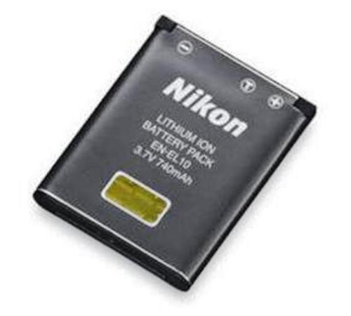 BATTERIA Originale Nikon en-el10