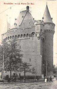 R285256 Bruxelles. La Porte de Hal. Postcard