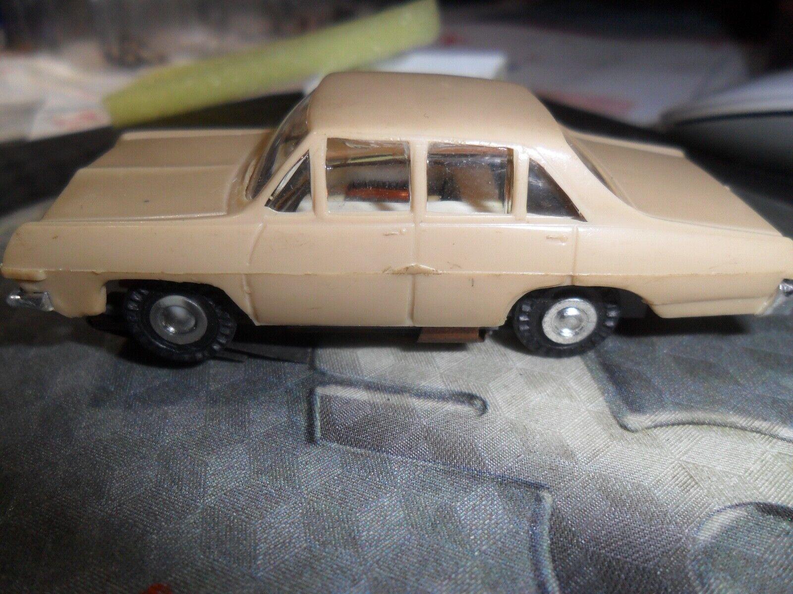 1960s Foreign Faller Opel Diplomat Slot Car