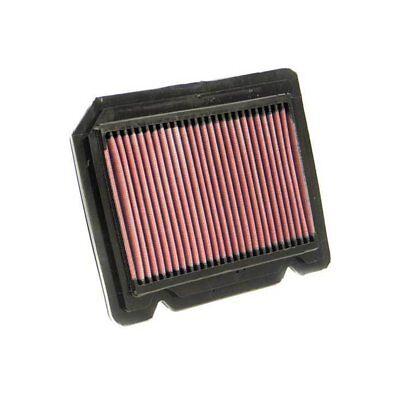 100% Vero K&n Filtro Dell'aria Sportivo Filtro Sostitutivo 33-2320-r Tauschfilter 33-2320 It-it