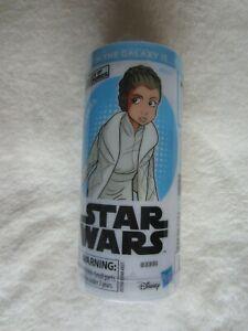 2018 Hasbro Star Wars Galaxy of Adventures:  Princess Leia With Mini Comic NIP