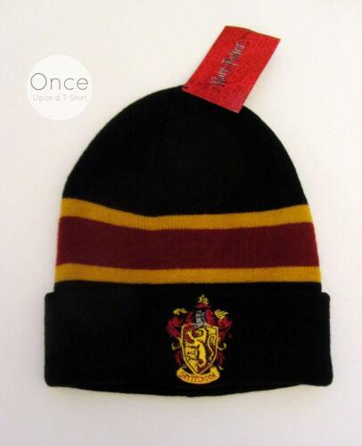 Primark adultos Harry Potter Hogwarts Gryffindor Sombrero Gorro de lana