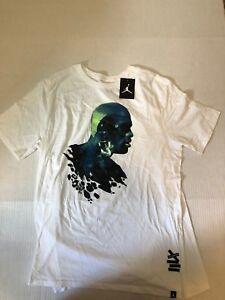 2b186b48577f  40 NWT Nike Men s Sz XL Air Jordan AJ Black Cat T‑Shirt 833952 100 ...
