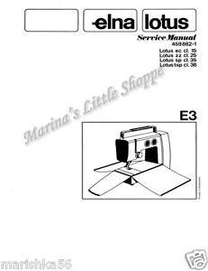 elna 2600 sewing machine manual
