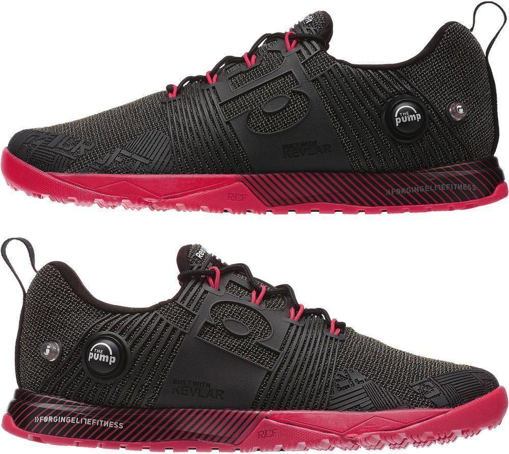 Reebok Crossfit Nano Pump Fusion Womens Crossfit Shoes V67646 size 9.5 $150 NEW