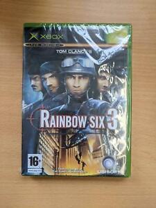 Tom Clancy's Rainbow Six 3 | Xbox Original | Completo | Sellado PAL