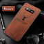 For-Samsung-Galaxy-S10-Plus-Note10-Case-Hybrid-Soft-TPU-Leather-Matte-Back-Cover miniature 15