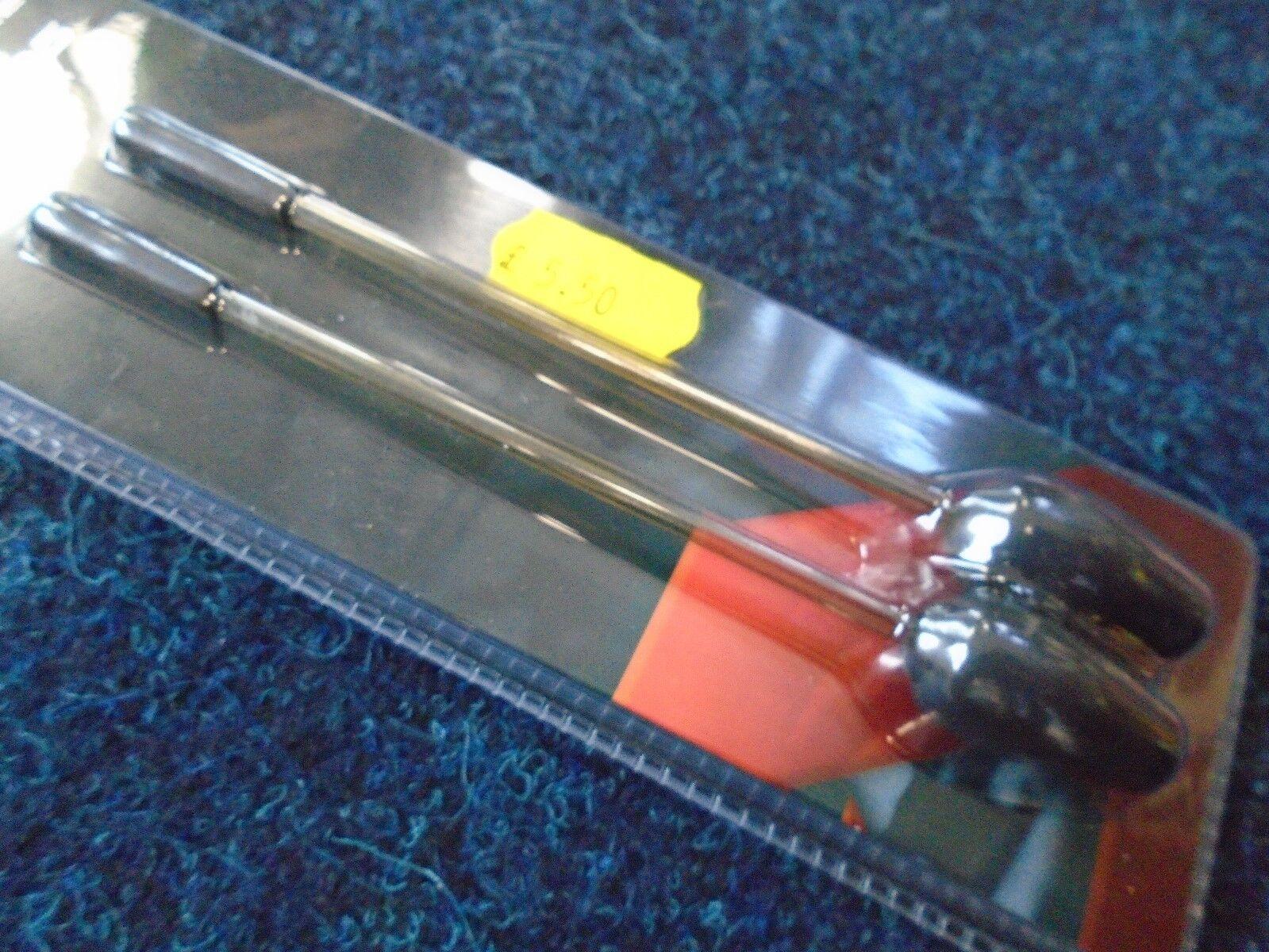 Greys Prowla Anti Tangle Tube Sinkers 20gram 2 per pack