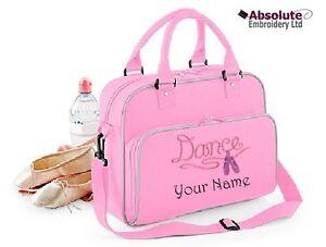 Tu Bordados Bolsa Con Nombre Ver Ballet Niñas De Original Danza Kit Detalles Personalizado Título 5LARjq34