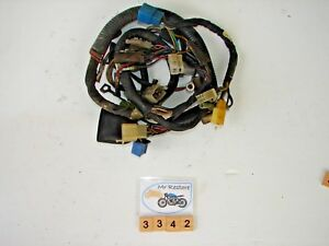 Details about Yamaha XT225 Wire Loom Harness on