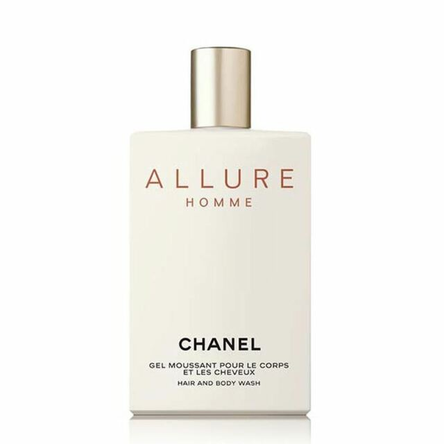 b0d4637b Chanel Allure Homme Hair And Body Wash 200ml Haircare Men