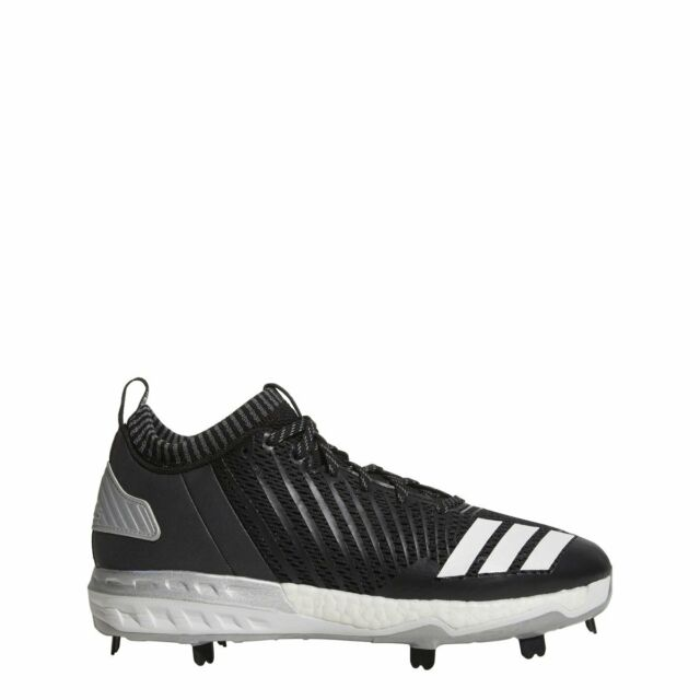 53a3cdfe0 New Adidas Boost Icon 3 Men s Metal Baseball Cleats Various Sizes Black -  B39167