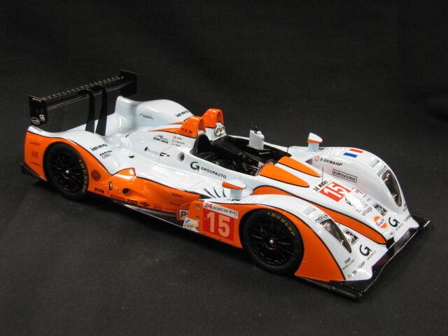Spark Pescarolo 01 Judd 2011  8 Monteiro   Moreau   Ragues 24h Le Mans (MCC)