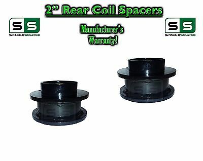 "Steel Rear 1.5/"" Leveling Lift Kit Bottom Position Dodge Ram 1500 2011-2017 2WD"