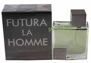 Futura-La-Homme-By-Armaf-3-4-3-3-oz-100ml-Eau-De-Parfum-Spray-Men-New-In-Box