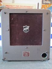 Vintage Bell & Howell Filmosound 179 Portable Speaker for 16mm Projector Guitar