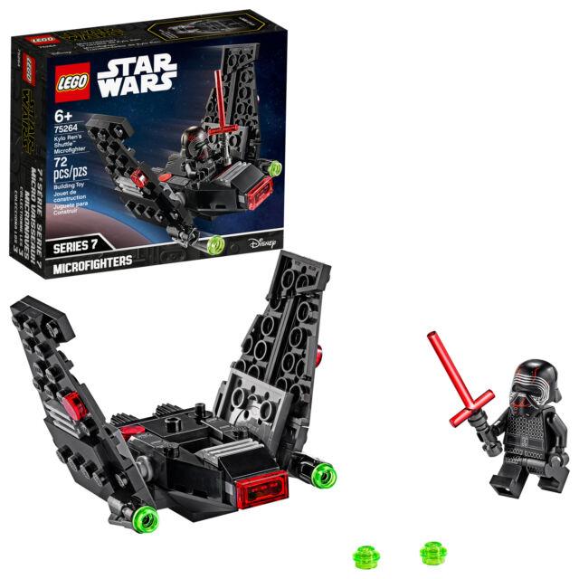 LEGO Kylo Ren/'s Shuttle Star Wars TM 75256 for sale online