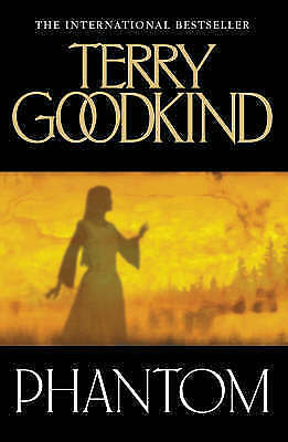 1 of 1 - Phantom by Terry Goodkind (Paperback, 2006)