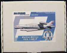 Anigrand Models 1/144 BARTINI-BERIEV VVA-14M1P Russian Seaplane