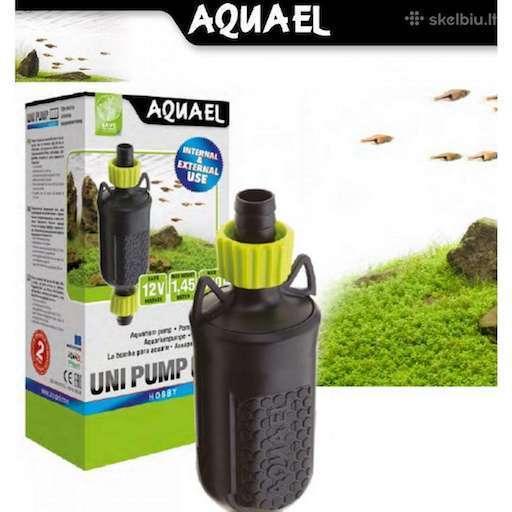 Aquael External Unipump 700Lph Fish Tank Filter Pump