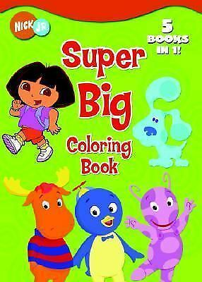 Jumbo Coloring Book Super Big Coloring Book By Golden Books Staff