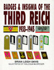 Battles and Insignia of the Third Reich by Leigh, Davis (Hardback, 1997)