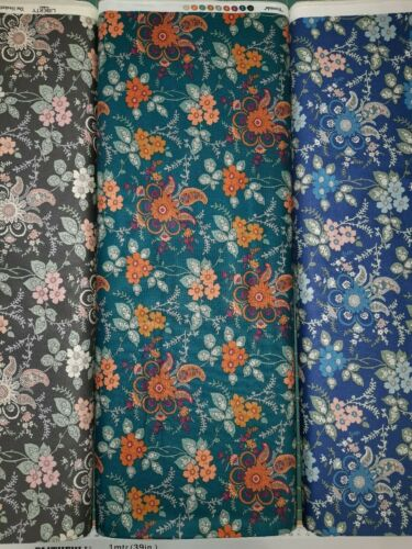 Liberty/'s Hesketh House Fireside Lasenby Quilting Cotton  Fat Quarters