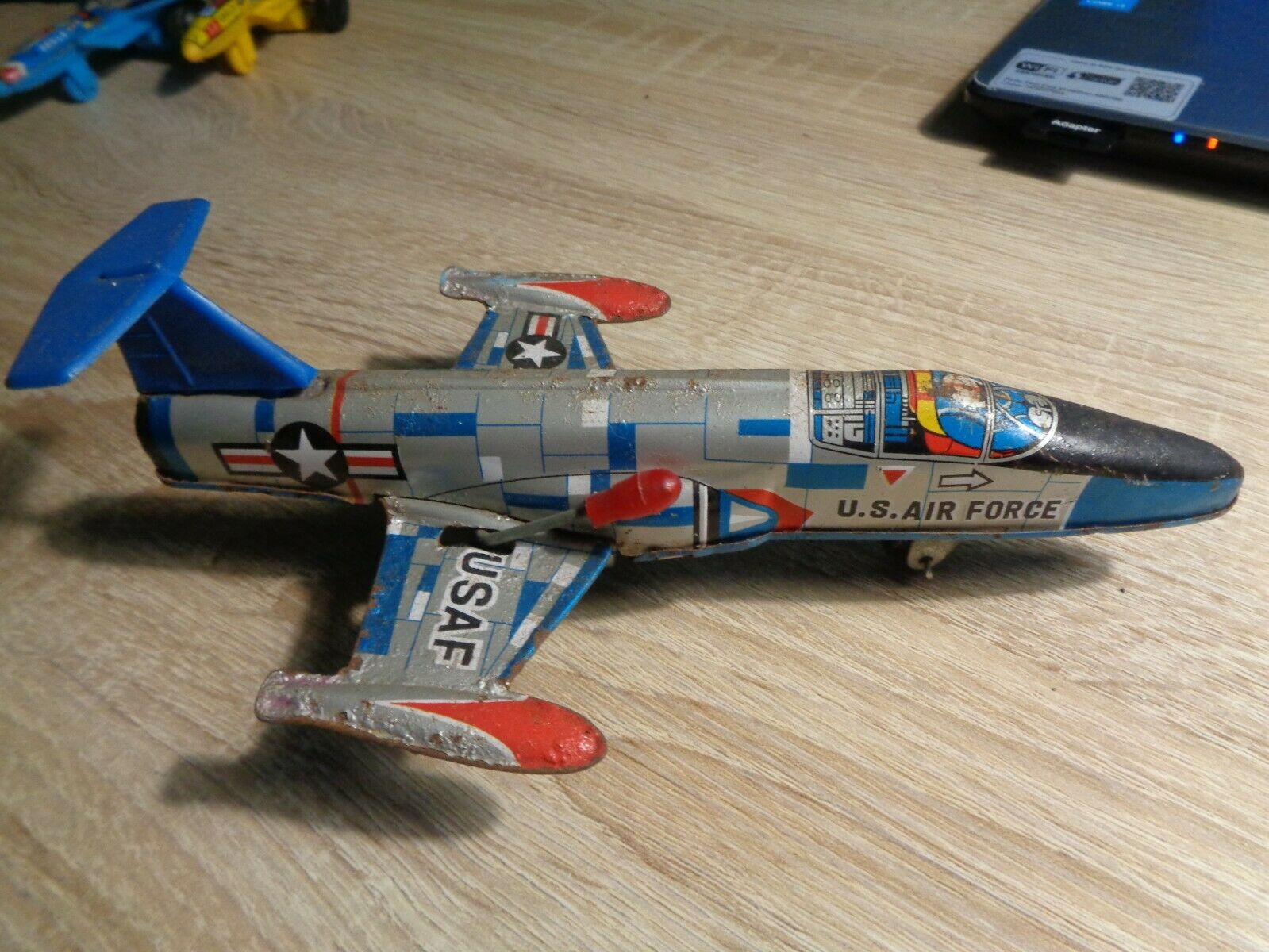 AVION AVION  U.S.AIR FORCE MARQUE MTU KOREA