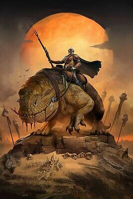 The Mandalorian Poster 12x18