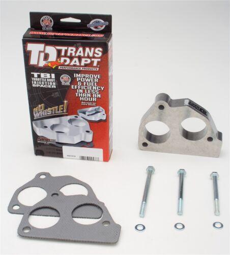 5.7 L Trans-Dapt Performance 2733 TBI Spacer Fits 91-92 K2500 K1500 Syclone