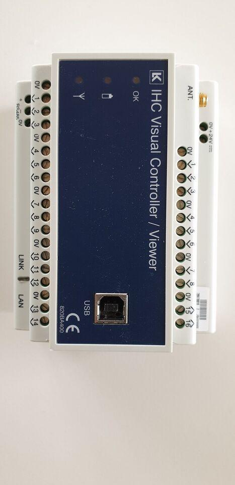 IHC, Visual controller 2