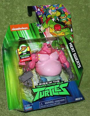 Rise of the Teenage Mutant Ninja Turtles Meat Sweats Basic Figure Multicolor