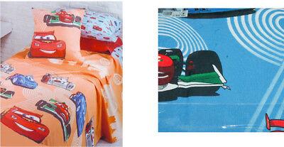 Blu Caleffi Disney Cars Team 95 Copriletto Estivo Cotone Singolo Trapunte E Copriletti Casa E Cucina Aaaid Org