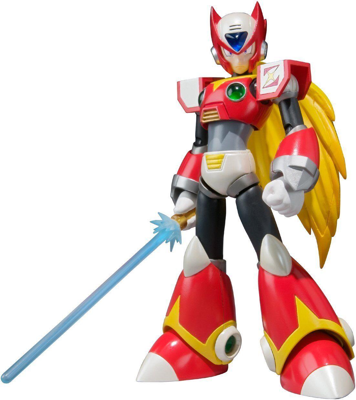BANDAI Mega Man X cero tipo 2 figura de acción de Japón D-arts Nuevo