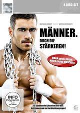 Ray Lewis - Männer - Doch die Stärkeren! (Parthenon / SKY VISION) (4 DVDs) (OVP)