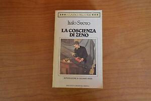 Italo-Svevo-La-coscienza-di-Zeno-BUR-Prima-Edizione-1985