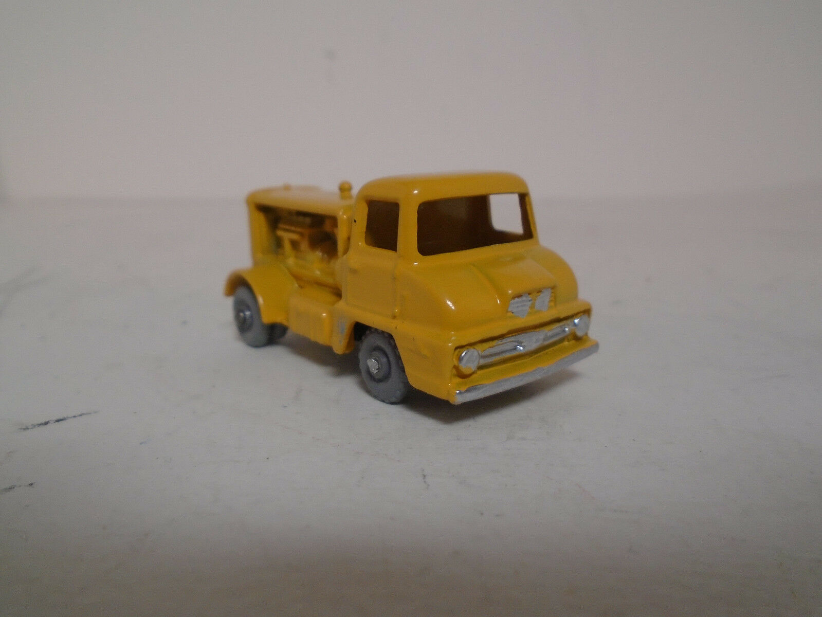 marca Vintage Matchbox Lesney  28B 28B 28B Thames Compresor Camión restaurado modificados GPW casi nuevo y sin usar.  están haciendo actividades de descuento