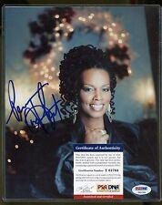 Dianne Reeves Signed 8x10 Photograph PSA/DNA COA AUTO Autograph