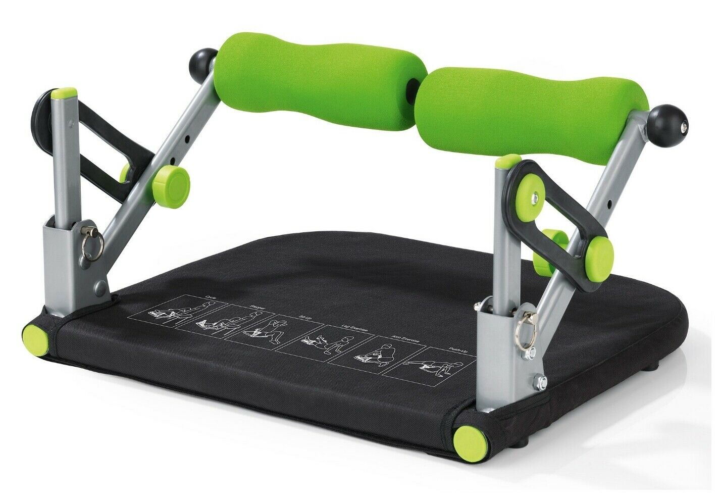 Vitalmaxx 5 en  1 body Fitness entrenador Basic hogar entrenador OVP  nuevo  (1005)  últimos estilos
