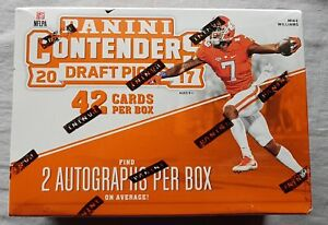 Panini-Contenders-Draft-Picks-Collegiate-Football-Blaster-Box-2017-2-AUTO-NFL