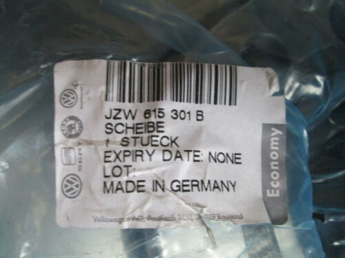 NEW Genuine VW Passat Disques De Frein Avant JZW615301B New Genuine VW part