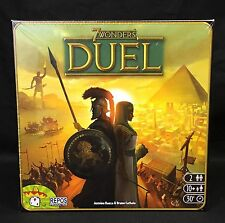 7 Wonders Duel Stand Alone Card Board Game Repos Production New Sealed NIB 2015