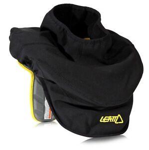 Leatt Weather Collar Neck Brace Support DBX GPX SNX Small Black / 4300030270