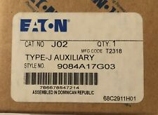 CUTLER HAMMER J20 J-20 AUXILIARY CONTACT--SES